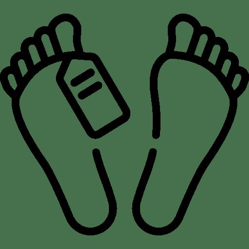 Nega stopal
